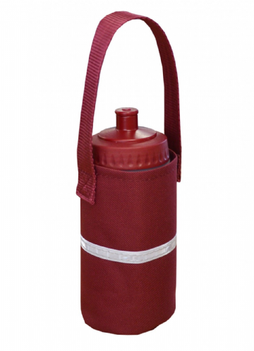 Water Bottle Holder - Black, Green, Navy, Maroon, Pink, Purple, Red & Royal